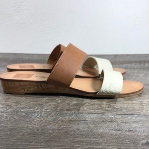 Dolce Vita sandals size 8 summer slides